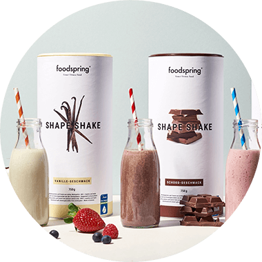 Naturally delicious, with refined sweetness: the perfect shake, just the way you like it.